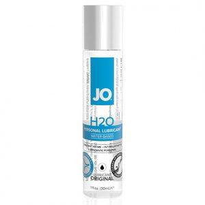 Lubrificante H2O 30 ml System