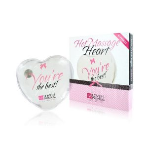 Cuore per Massaggio Hot XL The