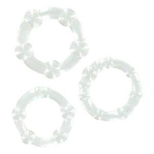 Anelli Fallici con Perline XLs