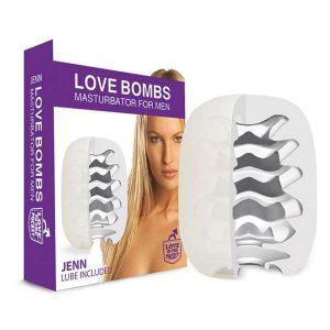 Masturbatore Love Bombs Jenn L