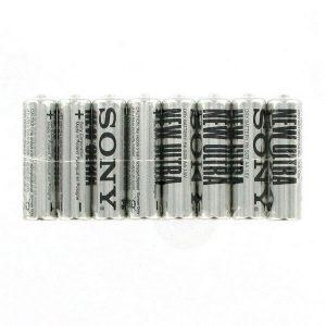 Batterie AA Stilo 8 pz Sony SU